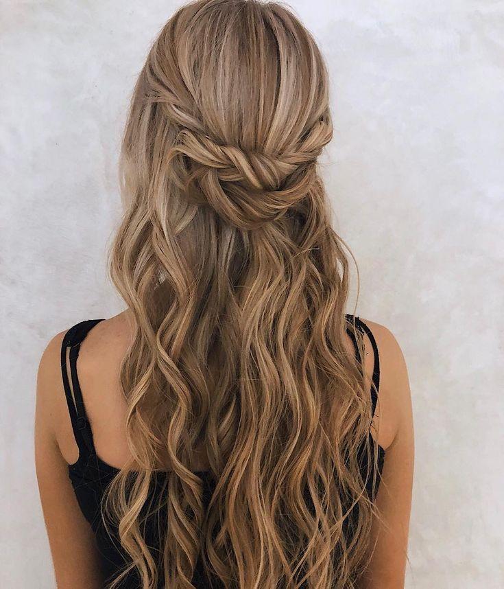 mermaid hair braids