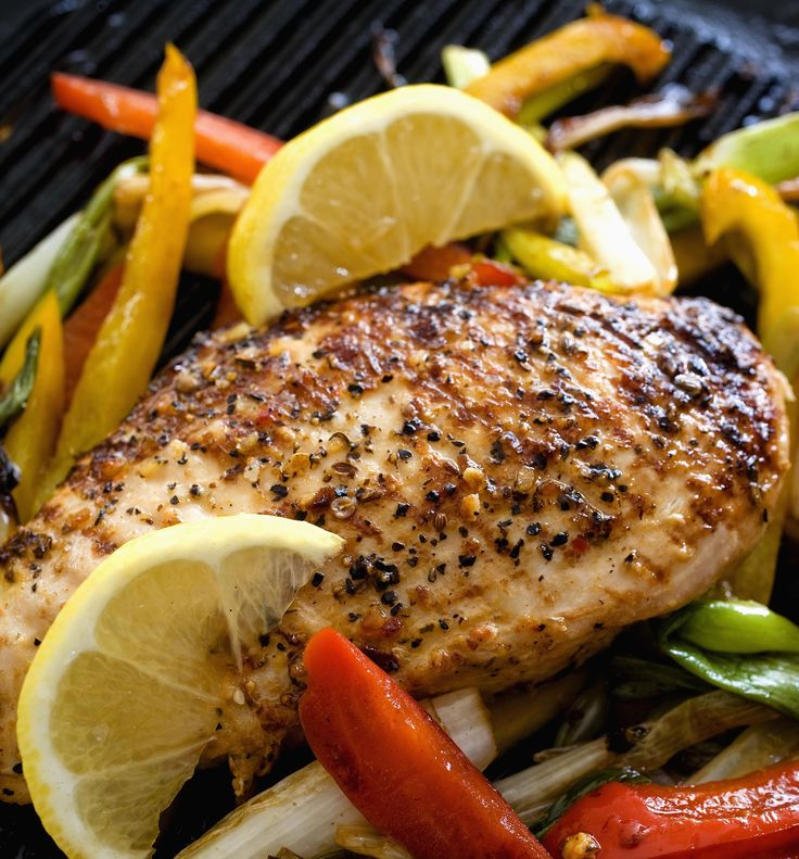 Lemon pepper is an easy thing to make and a perfect seasoning for so many things.