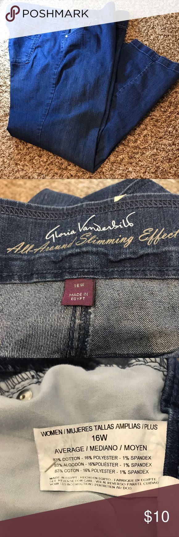 Nyc apartment cooper and vanderbilt at carter s funeral service above - Gloria Vanderbilt Blue Jeans Size 16