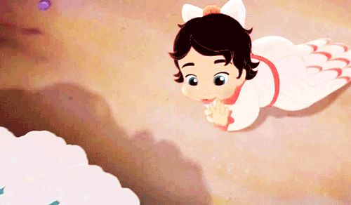 baby melody | the little mermaid # disney # disney gif # melody