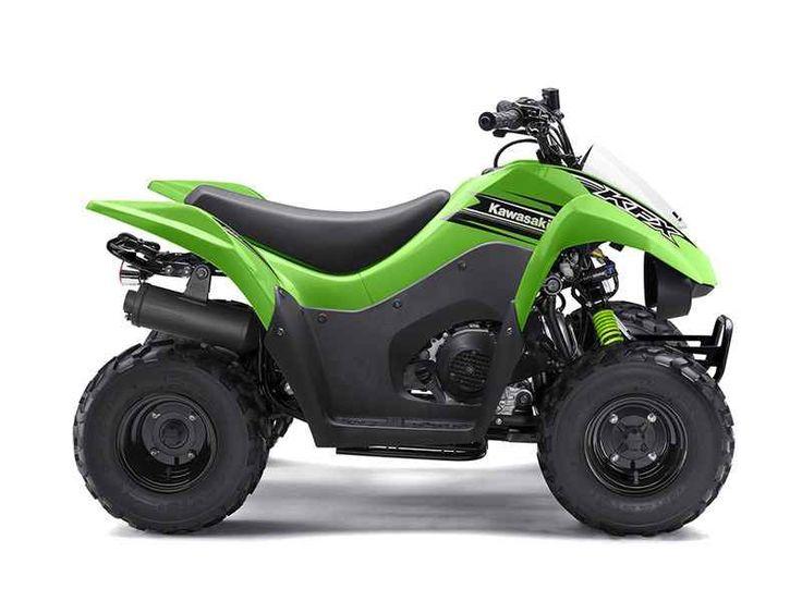 New 2016 Kawasaki KFX 50 ATVs For Sale in Iowa. 2016 Kawasaki KFX 50,