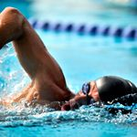page with lots of swimming workouts. For when I don't even know what sets to do