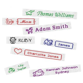 Looking for sew on labels? Visit us at http://bit.ly/1SyXhH8