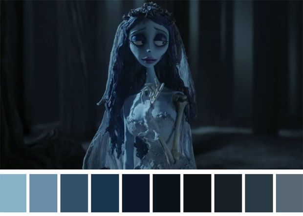 Best Palettes Images On Pinterest Colour Schemes Colour - These colour palettes inspired by famous movie scenes are beautiful