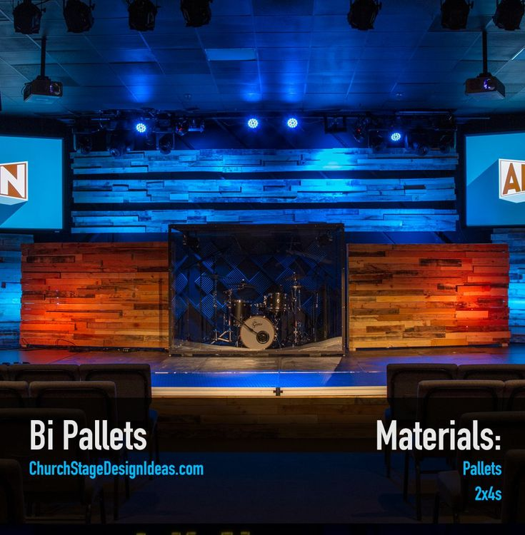 scenic sets and stage design ideas from churches around the globe - Church Stage Design Ideas