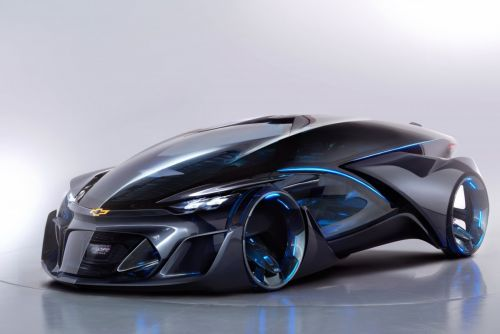 Chevy FNR Concept Brings Autonomous Drive, Electric Power, Sci-Fi Styling To Shanghai
