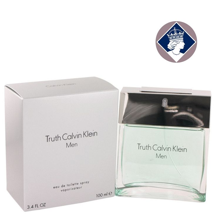 Truth Calvin Klein Men 100ml/3.4oz Eau De Toilette Spray EDT Cologne Fragrance
