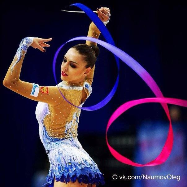 Evgenia Kanaeva, rythmics gymnastics