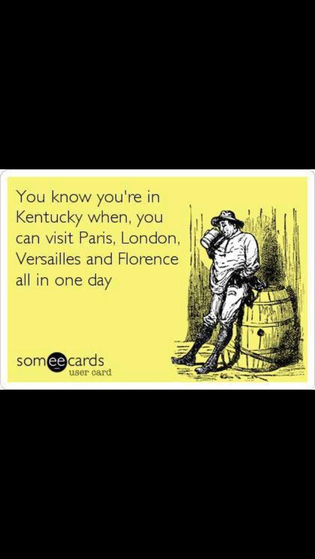 Kentucky!