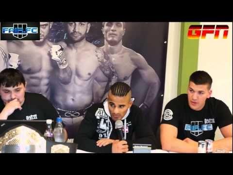 Pressekonferenz FAIR FC III |