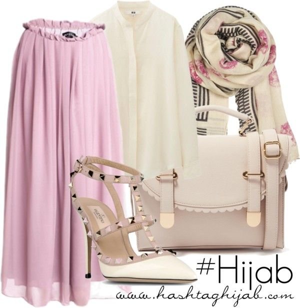 Hashtag Hijab Outfit #357