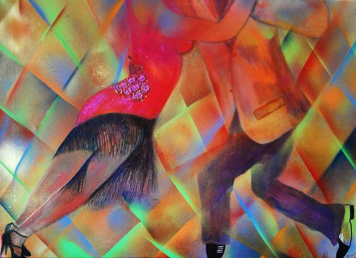 Exposition bailar Tango du 14 au 28 juin 2015 Alina_Mardare_Tango