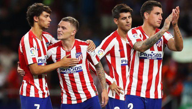 Atletico Madrid Player Ratings As Kieran Trippier Scores An 8 While Joao Felix Gets A 7 Atlético Madrid Juventus Kieran Trippier