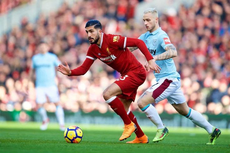 Liverpool Move Up to Second In Table After Beating West Ham - https://www.okay.ng/191067    #Liverpool #West ham - #Football #Sport