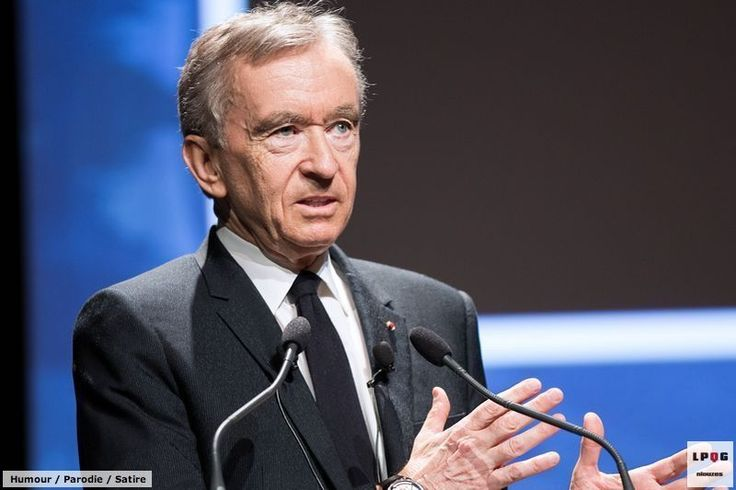[LPQG Niouzes] Bernard Arnault soffre la dette publique de la France pour 2300 milliards deuros
