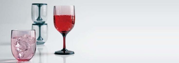2 Way Cup – Le verre à vin ET verre à eau by Takuya Hoshiki