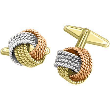 Le 31 Chinese-knot golden cufflinks iFa3FvXgT