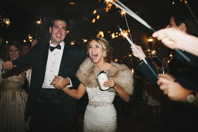 Glamorous Winter Wedding At The Ritz Carlton Atlanta Winter