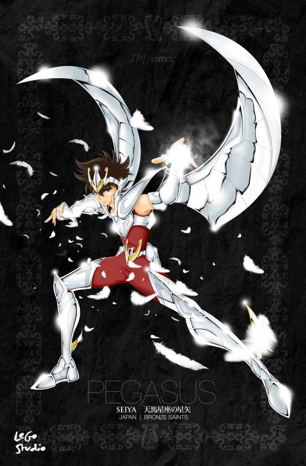 Saint Seiya Pegasus Seiya
