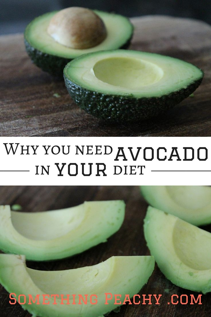Avocado has a bunch of really great benefits for your body. Some, most of us don't even know about. Finding these kinds of foods, like avocados, really help us to know what's really best to be included in our diets and what fuels our bodies the best. So, before I drag on too long, let's …