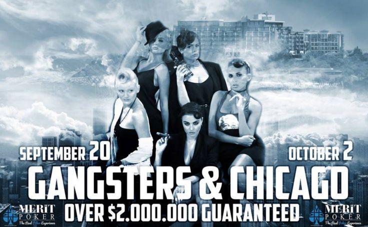 С 20 сентября по 2 октября в отеле Merit Crystal (Северный Кипр) пройдет осенний этап фестиваля MSOP Gangsters and Chicago с общим призовым фондом $2 млн.