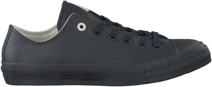 hippe Zwarte Converse Sneakers CHUCK TAYLOR ALL STAR II