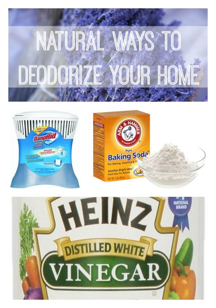 Natural Ways to Clean Your Home - Non-Toxic Cleaning