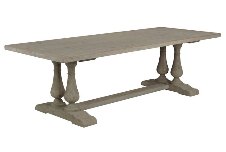 17 Best ideas about Trestle Dining Tables on Pinterest  : 917af1e1f4266ea107d04632277617f5 from www.pinterest.com size 736 x 496 jpeg 19kB
