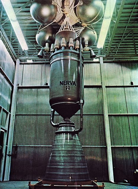 NERVA - Nuclear Engine for Rocket Vehicle Applications