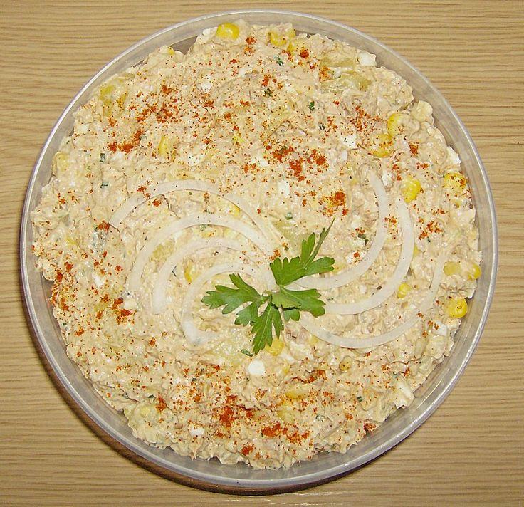 Russischer Thunfischsalat, ein gutes Rezept aus der Kategorie Krustentier & Fisch. Bewertungen: 43. Durchschnitt: Ø 3,9.