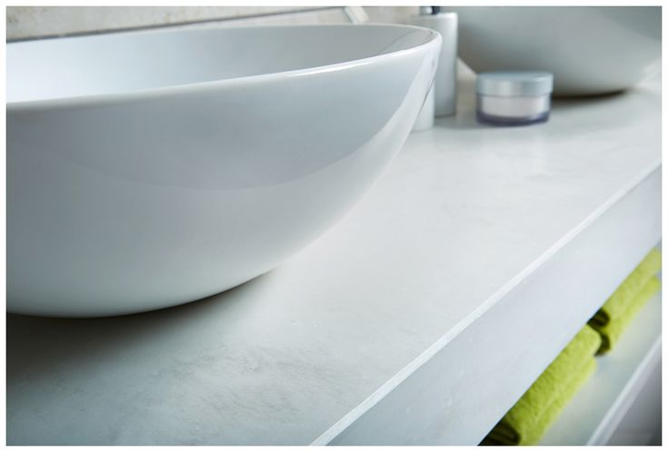 Solid surface edge detail #geo #modular #bathroomfurniture #myutopia