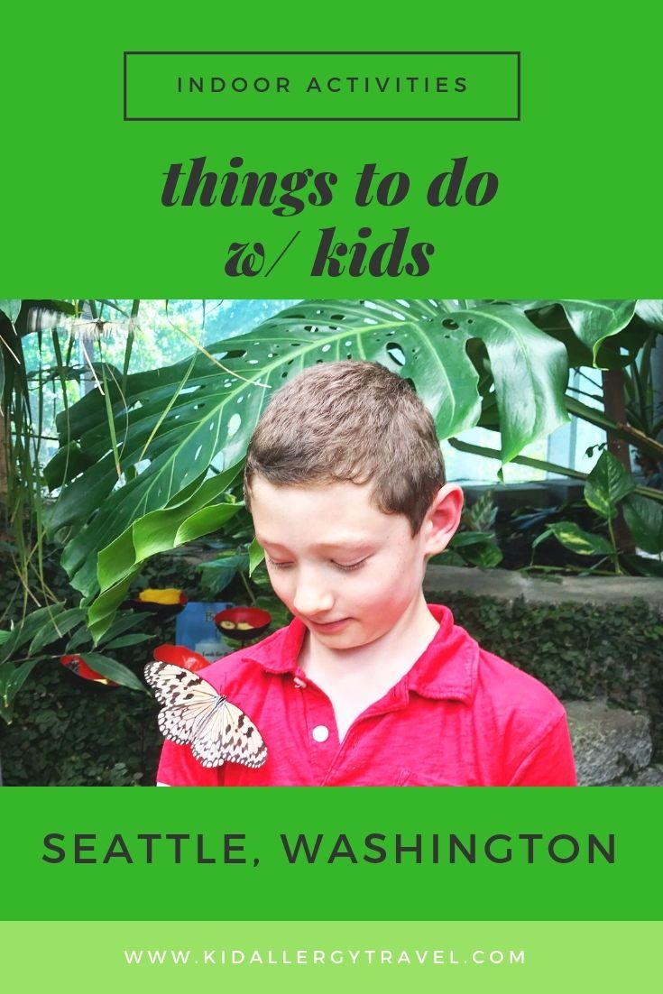 Top 3 Indoor Activities In Seattle For Kids We Teamed Up Via