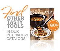 Find other tasty tools in our interactive catalogs! Get your order in by tomorrow night 1/30/14 and get in on some great deals!!