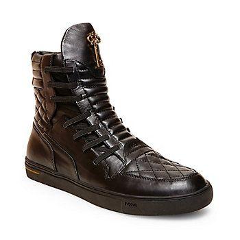 JaRule by Steve Madden Infinate High-Top - All Men's Shoes - Men - Macy's