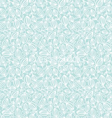 Seamless floral pattern vector 913797 - by stolenpencil