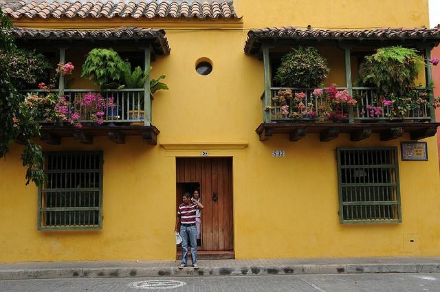 Cartagena de Indias by Carlos Octavio Uranga, via Flickr