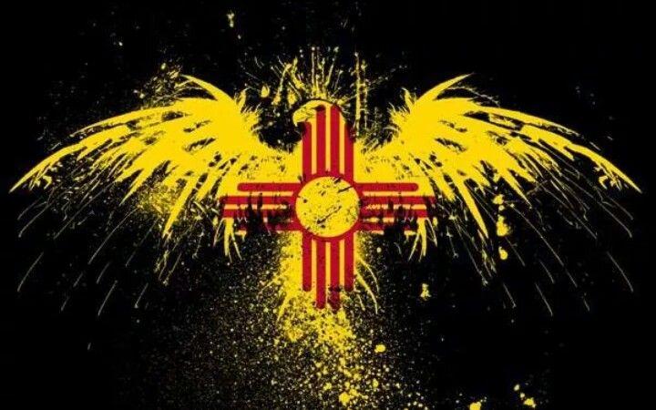 New Mexico Zia Sun Symbol Pinterest