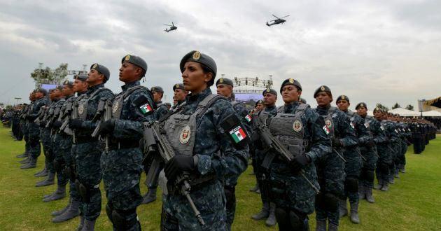 Oaxaca Digital | PAN y PRD dan voto de confianza a la Gendarmería Nacional
