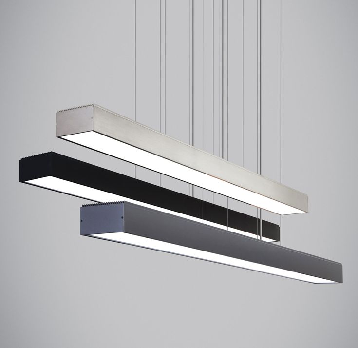 suspended office lighting. knox linear suspension by tech lighting 700lsknoxmled suspended office a