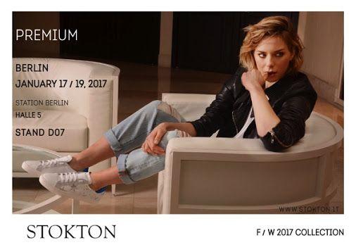 Tomorrow begins Premium in Berlin, come meet us.. #Stokton #FabioSfienti #shoes…