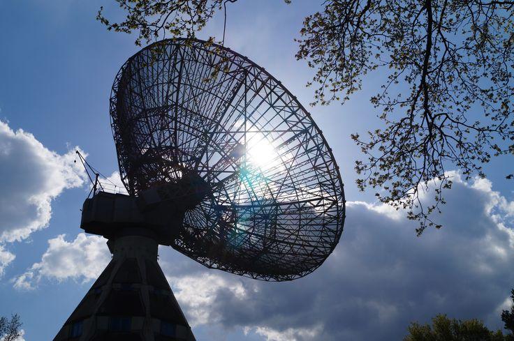 Astropeiler  Foto: Stephanie Limberg