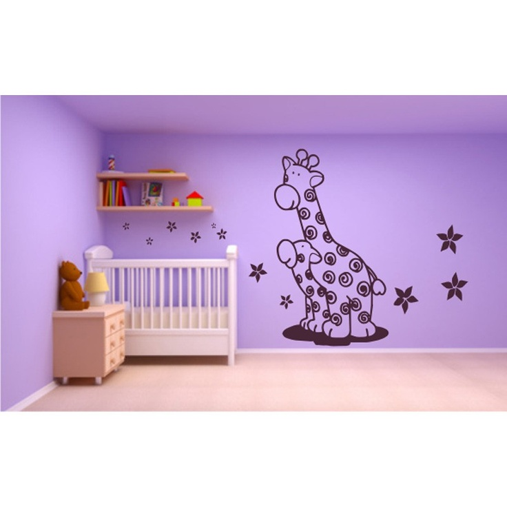 29 best vinilos infantiles images on pinterest vinyls for Stickers decorativos infantiles