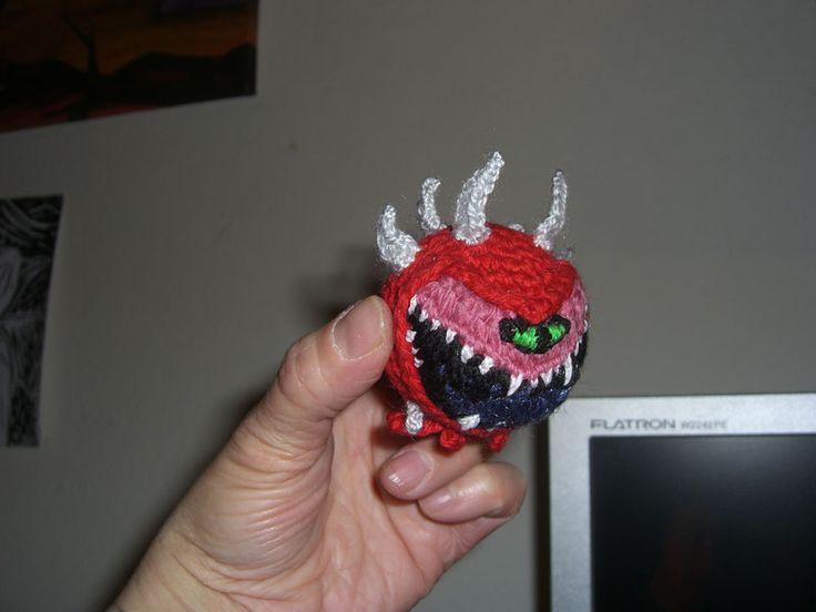 My Cacodemon from Doom (PC Game)