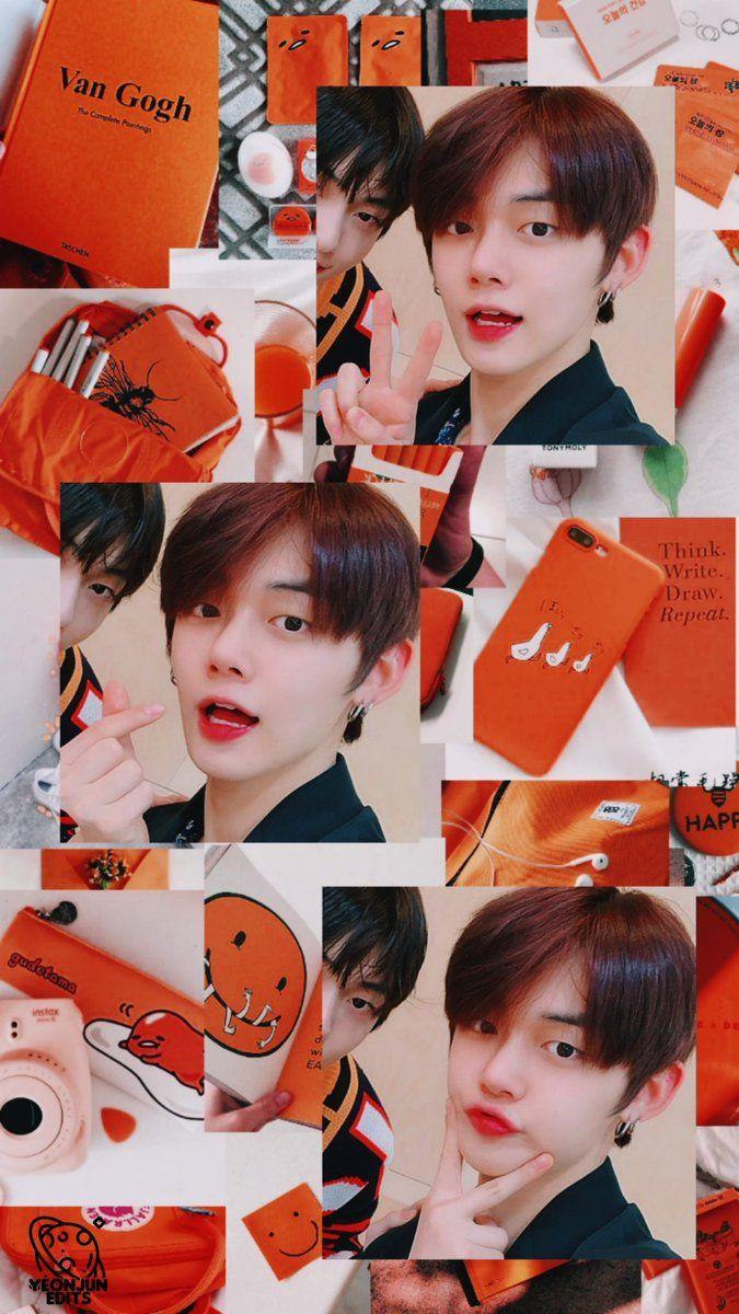 Yeonjun wallpapers TXT WALLPAPERS in 2019 Kpop t