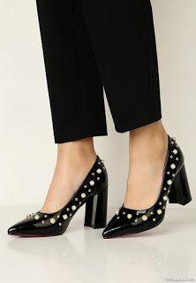 7a16eb402ba 24 Ideas de Zapatos de Fiesta que Definitivamente Están de Moda ¡Coleccion  Mujer!