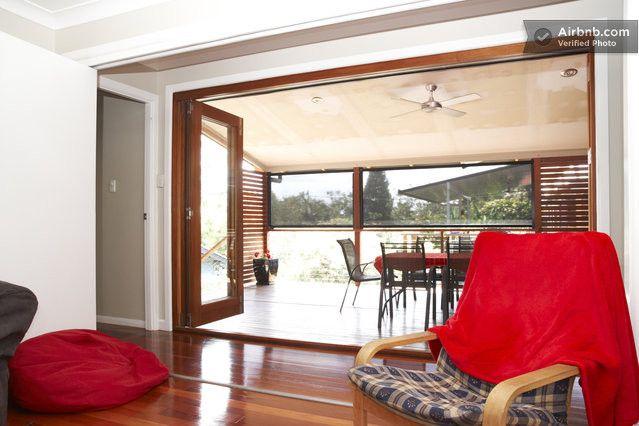 brisbane back deck modern - but glass frontage Google Search