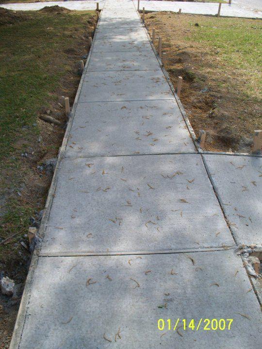 WWardell Job, Baton Rouge, LA  Sidewalk