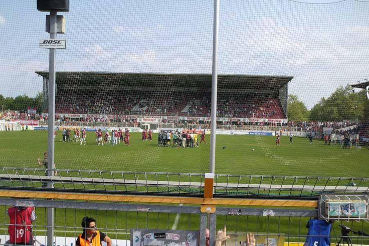 Stadion Bieberer Berg in Offenbach am Main