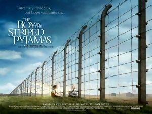 The Boy In The Striped Pyjamas (released in the United States as The Boy in the Striped Pajamas) is a 2008 British-Irish historical-drama buddy film based on the novel of the same name. It stars Asa Butterfield, Jack Scanlon, David Thewlis, Vera Farmiga, Amber Beattie and Rupert Friend. This film is a Holocaust drama, and it explores the horror of a World War II Nazi extermination camp through the eyes of two 8-year-old boys; one the son of the camp's Nazi commandant, the other a Jewish…
