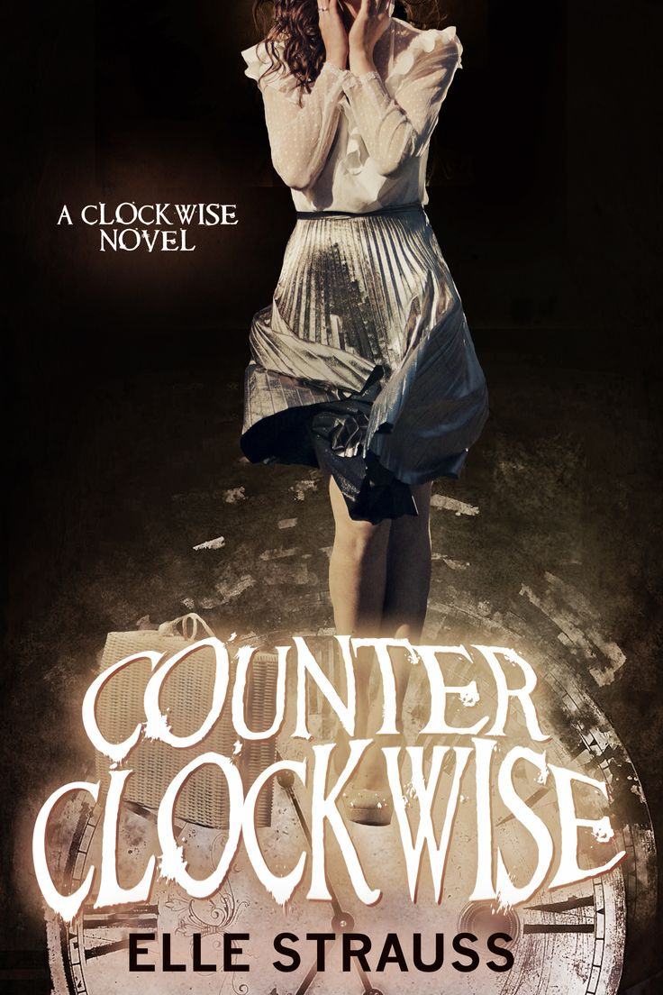 Counter Clockwise by Elle Strauss